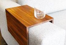 Ideas geniales con madera