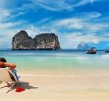 Thailands Lovely beaches / Some of the nice beaches to visit in Thailand #thailand #beaches