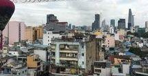 Ho Chi Minh City / vietnam hot spots