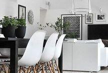 Küche und Esszimmer Inspiration / Finde hier Inspirationen für deine Kücheneinrichtung und Esszimmer Gestaltung. Gemütliche Küchenzeile oder moderner Esstisch - alles ist dabei.