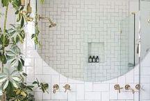 Badezimmer Inspiration / Einrichtung Inspiration für dein stilvolles Bad