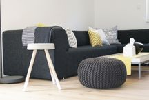 DARK GRAY DECOR / by PANYL