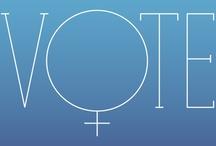 vote! / by Kitty Pochman