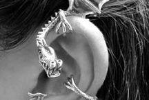 piercings / by Minjee Kasckow