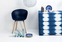 DARK BLUE DECOR / by PANYL