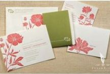 Coral Wedding Inspiration / Such a cheerful shade to add to your wedding day!