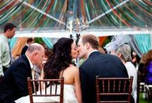 Circus Wedding Inspiration / Anything goes under the big top! Even with no tent, these images are sure to inspire you.
