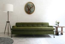 DARK GREEN DECOR / by PANYL