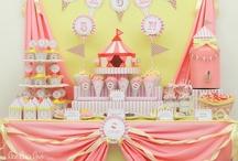 Birthday Party Ideas / by Carla Hayes
