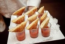 FUN Appetizers / Unique ideas for appetizers, something different but tasty is always appreciated by guests!