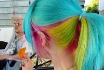 Hair / by Minjee Kasckow