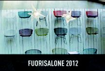 """Fuorisalone 2012 - Entratalibera & Casa Reale / In partnership with Nigel Coates, creator of the concept """"Royal House"""", Slamp is the main character of Fuorisaloni 2012. A performance that creates monarchical luxury ambients that are similar to the Entratalibera space."""