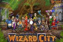 Wizards / Katherine EarthGarden, Scarlet LionHeart, Genevieve MoonSong, Saffron SoulSong, Sestiva SunStone, Tavia RavenStone
