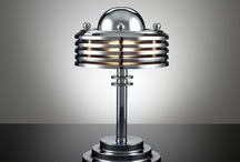 Art Deco Lamps / by Barry knott