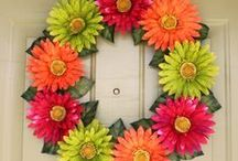 CRAFTS: Wreaths For All Seasons....