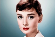 Audrey Hepburn / I'm such a big fan of Audrey Hepburn that I have decided to dedicate a  board just for her.