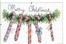 Cross Stitch: Christmas
