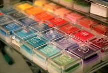 Organizing Inks and Paints