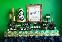 Pantone Emerald Wedding Inspiration