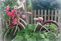 Garden Accents and Potted Plants  / by Tyne Armor
