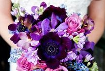 Bridal Bouquets and boutonniere / Inspiration for bouquets from classic staples like roses, to dazzling peonies.