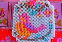 Hama / Beads / Strijkkralen