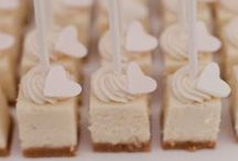 Wedding Cake Alternatives!  / You think outside the cake-box? Find the right sweet treat for your wedding day!  / by Natalie K