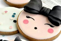 GRUB: Pretty COOKIE designs / by Heidi Lambert