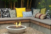Home: Outdoor Living / decorating outdoors