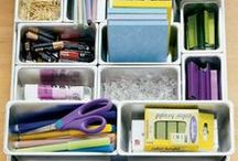 Organization / ways to organize