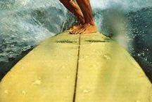 Surfing / by Geneva Franzke