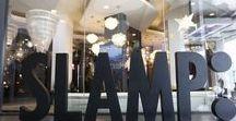 Slamp al Boonthavorn Lighting Center di Bangkok / Apertura in grande stile per lo showroom dedicato a Slamp nel terzo piano del Boonthavorn Lighting Center di Rachadapisek Road a Bangkok. 300 metri quadri di esposizione in cui il 16 luglio architetti, giornalisti e clienti hanno partecipato alla giornata inaugurale presieduta da Adriano Rachele, il designer di best seller Slamp come Veli, Étoile e Clizia.