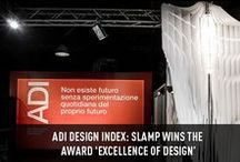 ADI design INDEX: Slamp wins the award 'Excellence of Design' / Avia, designed by #ZahaHadid, has been selected for the Adi #Design Index 2014. The #exclusive #lamp, candidate for the next #CompassodOro, wins the award 'Excellence of Lazio Design' because of its ability of creating a synergy between the international style of the archistar and the continuous research of the italian lighting desing company on innovative patented materials and new technologies. Roberto Ziliani, CEO Slamp, retires the award on November the 27th.
