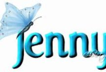 Jenny / by C. Meighan