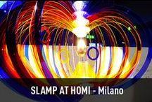 """HOMI Milano - gennaio 2014 / Viene presenta durante Homi, all'interno dell'istallazione La Magnifica Forma, la lampada """"Sospensione"""" edizione speciale disegnata da Riccardo Dalisi. ------------------------- The special edition lamp """"Suspension"""" designed by Riccardo Dalisi has been presented during Homie, inside the installation """"La Magnifica Forma"""""""