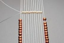 CRAFTS: Bead Looms / Bead loom how to's...
