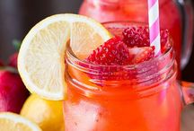 Drink / Sweet, sour. Summer, winter. So many drinks to choose from!