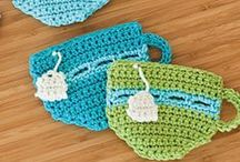 Crochet & Knit: Coasters / coasters