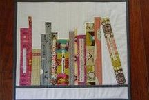 Quilting: Books/Book Case Quilts