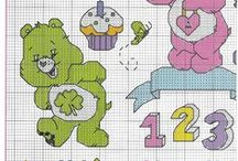Crafts:  Care Bears