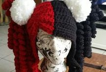 Crochet: Character Hats/Scarves