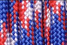 PARACORD-3: Red, White & Blue / Board 3/5