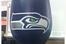 ...SEAHAWKS... / crafts & food
