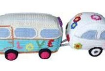 CRAFTS: VW Bus & Retro Camper