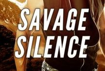 book: Savage Silence / Book four in The Devil's Dires series  http://www.ellisleigh.com/savage-silence/
