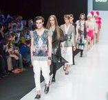 Fashion show / Показ коллекций студентов и выпускников B&D на Неделе моды в Москве, Mercedes-Benz Fashion Week Russia, Graduate Fashion Week в Лондоне.