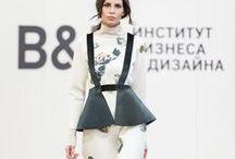 Fashion show  в Смоленском Пассаже