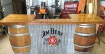 Man Cave / Accessories, Lighting, Clocks, Drinks Items for Man Cave and She Shed.