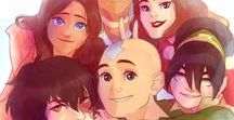 The Legend of Aang and Korra