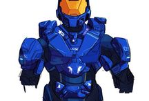 Halo red vs blue Caboose